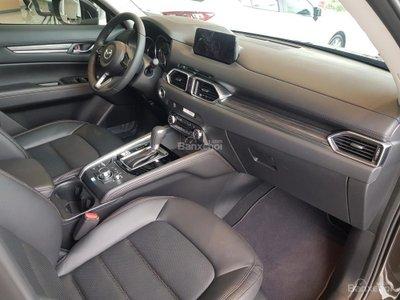 Khoang nội thất Mazda CX-5 2018 thế hệ mới tại Việt Nam..