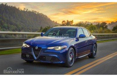 Alfa Romeo Giulia 2018.