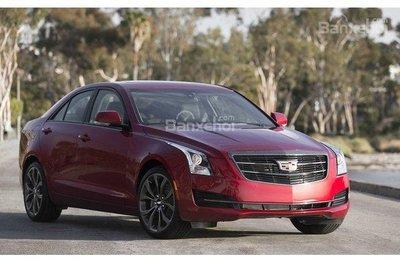 Cadillac ATS 2018.