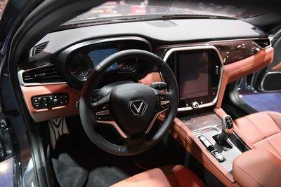 Ảnh VinFast LUX A2.0 và LUX SA2.0 tại Paris Motor Show 2018 - a6