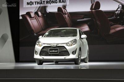 Trả lãi hàng tháng khi vay mua xe Toyota Wigo - Rush - Avanza trả góp...