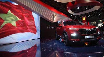 VinFast SUV.