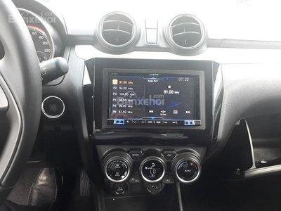 Suzuki Swift 2019 thế hệ mới 7