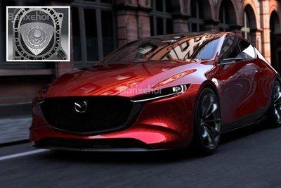 Mazda muốn dùng lại động cơ xoay Rotary nhưng theo cách mới - 1