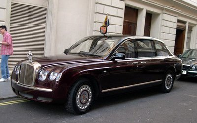 Bộ sưu tập xe của Nữ hoàng Anh Elizabeth II 14