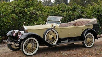 Bộ sưu tập xe của Nữ hoàng Anh Elizabeth II 6