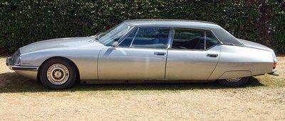 bộ sưu tập xe của Nữ hoàng Anh Elizabeth II 1