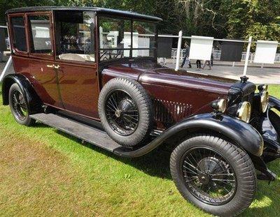 Bộ sưu tập xe của Nữ hoàng Anh Elizabeth II 13
