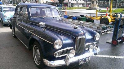 Bộ sưu tập xe của Nữ hoàng Anh Elizabeth II 5