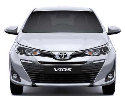 Toyota Vios .