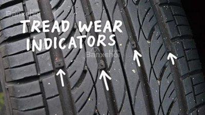 Những điều cần biết về việc bảo dưỡng lốp xe ô tô.