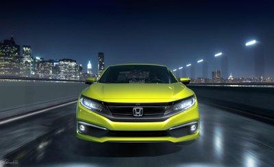 Đánh giá xe Honda Civic 2019.