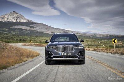 Chi tiết BMW X7 2019 vừa ra mắt về công nghệ an toàn...