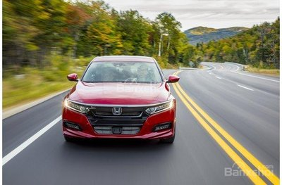 Honda Accord 2018.
