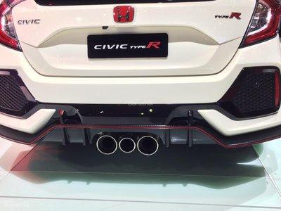 Honda Civic Type R về Việt Nam giá bao nhiêu? a10