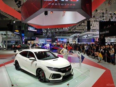 Honda Civic Type R về Việt Nam giá bao nhiêu