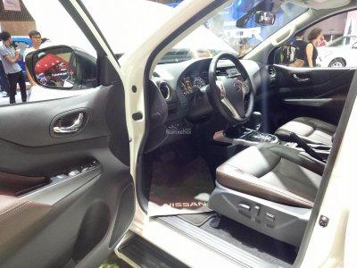 Ảnh chi tiết Nissan Terra tại triển lãm VMS 2018 a13