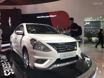 Thông số kỹ thuật Nissan Sunny Q-Series 2019 - Ảnh 1.