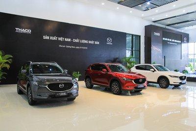 Thêm 3 màu ''''''''hot'''''''', Mazda CX-5 có bao nhiêu màu ngoại thất?.