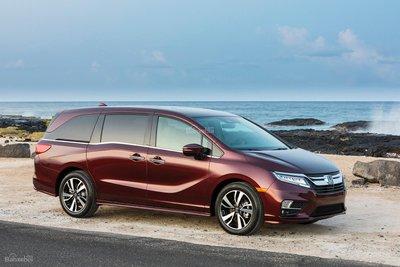 Honda Odyssey 2019.