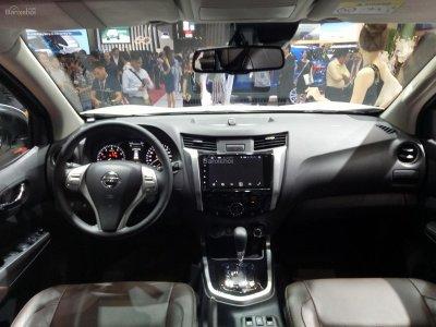 Nội thất xe Nissan Terra 2019 a9