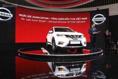 Giá xe Nissan X-Trail.
