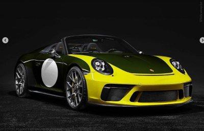 Porsche 911 Speedster thêm màu sơn mới, chuẩn bị sản xuất thương mại 14
