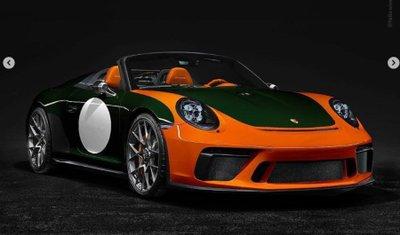 Porsche 911 Speedster thêm màu sơn mới, chuẩn bị sản xuất thương mại 16