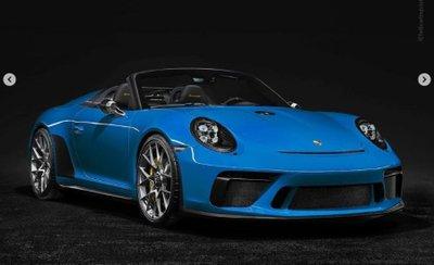 Porsche 911 Speedster thêm màu sơn mới, chuẩn bị sản xuất thương mại 7