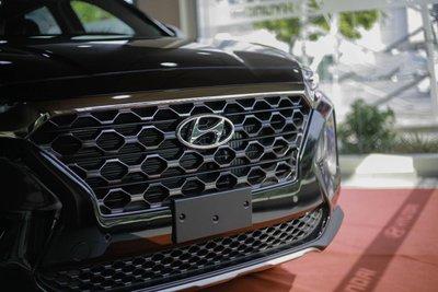 Ước tính giá lăn bánh Hyundai Santa Fe 2019 mới nhất..