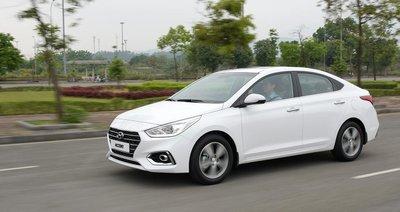 Giá xe Hyundai Accent 2019 mới nhất tại Việt Nam...