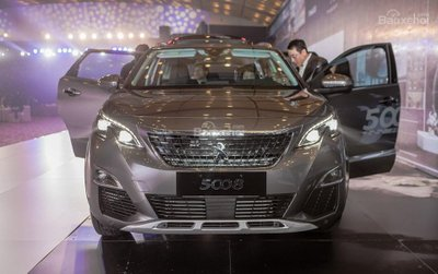 Peugeot 5008 2019 tại Việt Nam 2