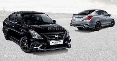 Bản đặc biệt Nissan Sunny Black Series 390 triệu trình làng - 1