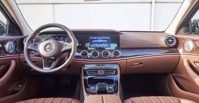Giá xe Mercedes-Benz E250 a3