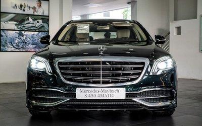 Giá xe Mercedes-Benz Maybach S450 a2