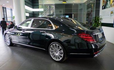 Giá xe Mercedes-Benz Maybach S450 a4