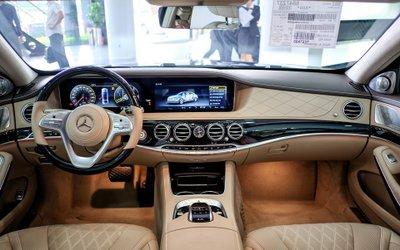 Giá xe Mercedes-Benz Maybach S450 a5