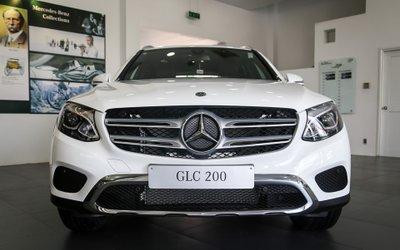 Giá xe Mercedes-Benz GLC200 a2