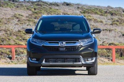 Tăng giá bán, Honda CR-V 2019 được bổ sung màu mới a2
