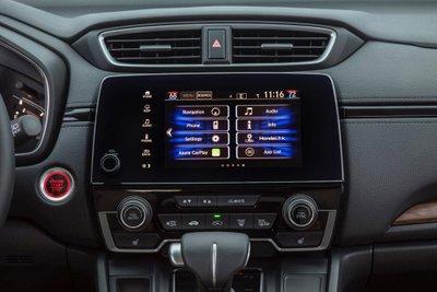 Tăng giá bán, Honda CR-V 2019 được bổ sung màu mới a4