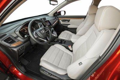 Tăng giá bán, Honda CR-V 2019 được bổ sung màu mới a3