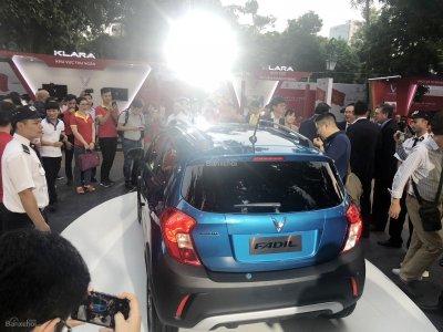 So sánh giá xe VinFast Fadil và các đối thủ trong phân khúc hạng A - Ảnh 1.