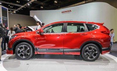 Xem bản concept hầm hố Honda CR-V Mugen tại triển lãm Kuala Lumpur a2