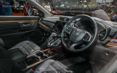 Xem bản concept hầm hố Honda CR-V Mugen tại triển lãm Kuala Lumpur a15