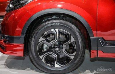 Xem bản concept hầm hố Honda CR-V Mugen tại triển lãm Kuala Lumpur 8a