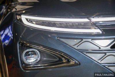Cận cảnh mẫu xe chạy nhiên liệu hydro Hyundai Nexo tại lễ ra mắt a5