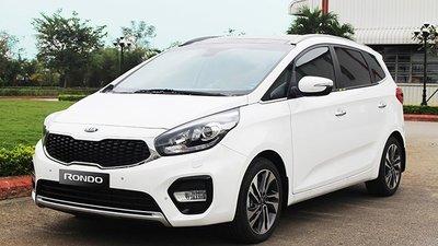 Giá xe Kia Rondo 2018 mới nhất từ 609 - 799 triệu đồng...