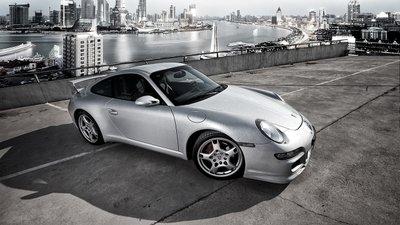 Người đẹp Trung Quốc cá tính bên siêu xe Porsche 911 Carrera 4S - Ảnh 8.