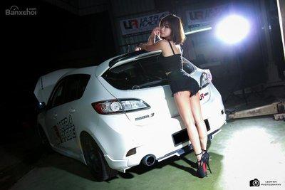 Mazda 3 Hatchback hầm hố cùng thiên thần thơ ngây - 13