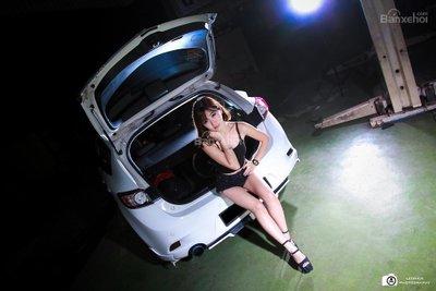 Mazda 3 Hatchback hầm hố cùng thiên thần thơ ngây - 15
